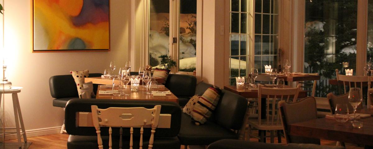 La Table Des Gourmets Val David